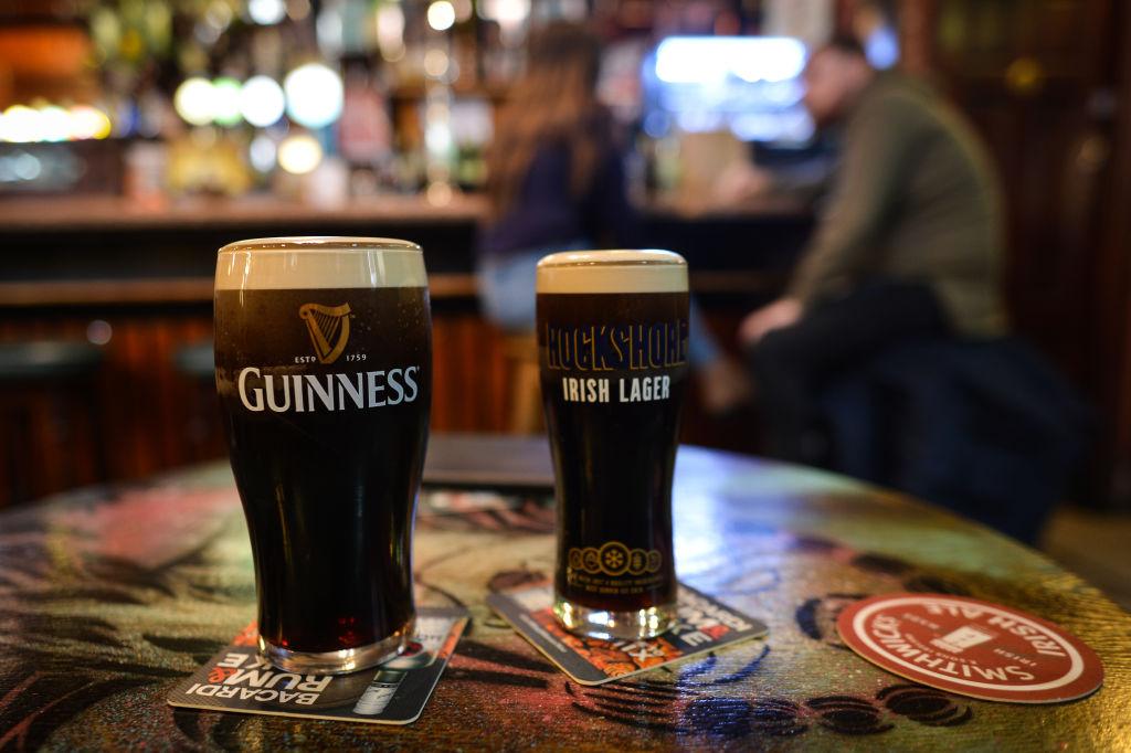 St Patrick's Day Festival In Dublin