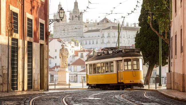 Hosszú hétvége Lisszabonban - Ft/főtől