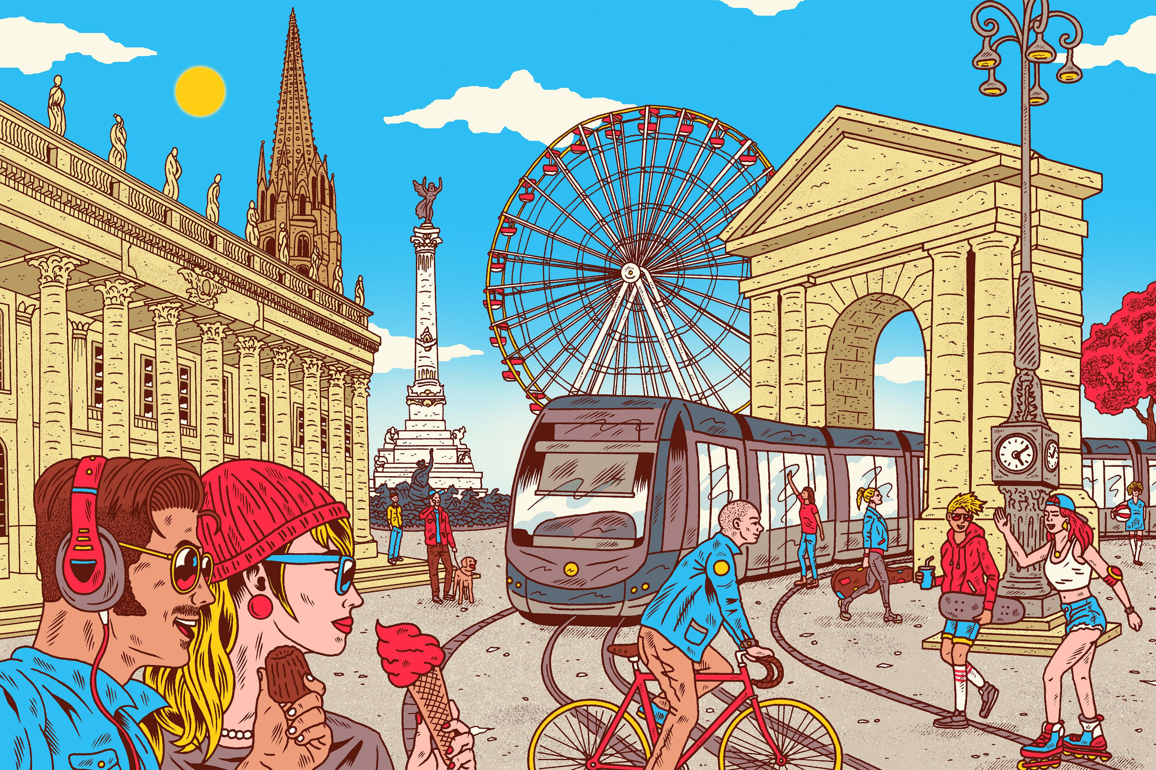 Bordeaux Turist