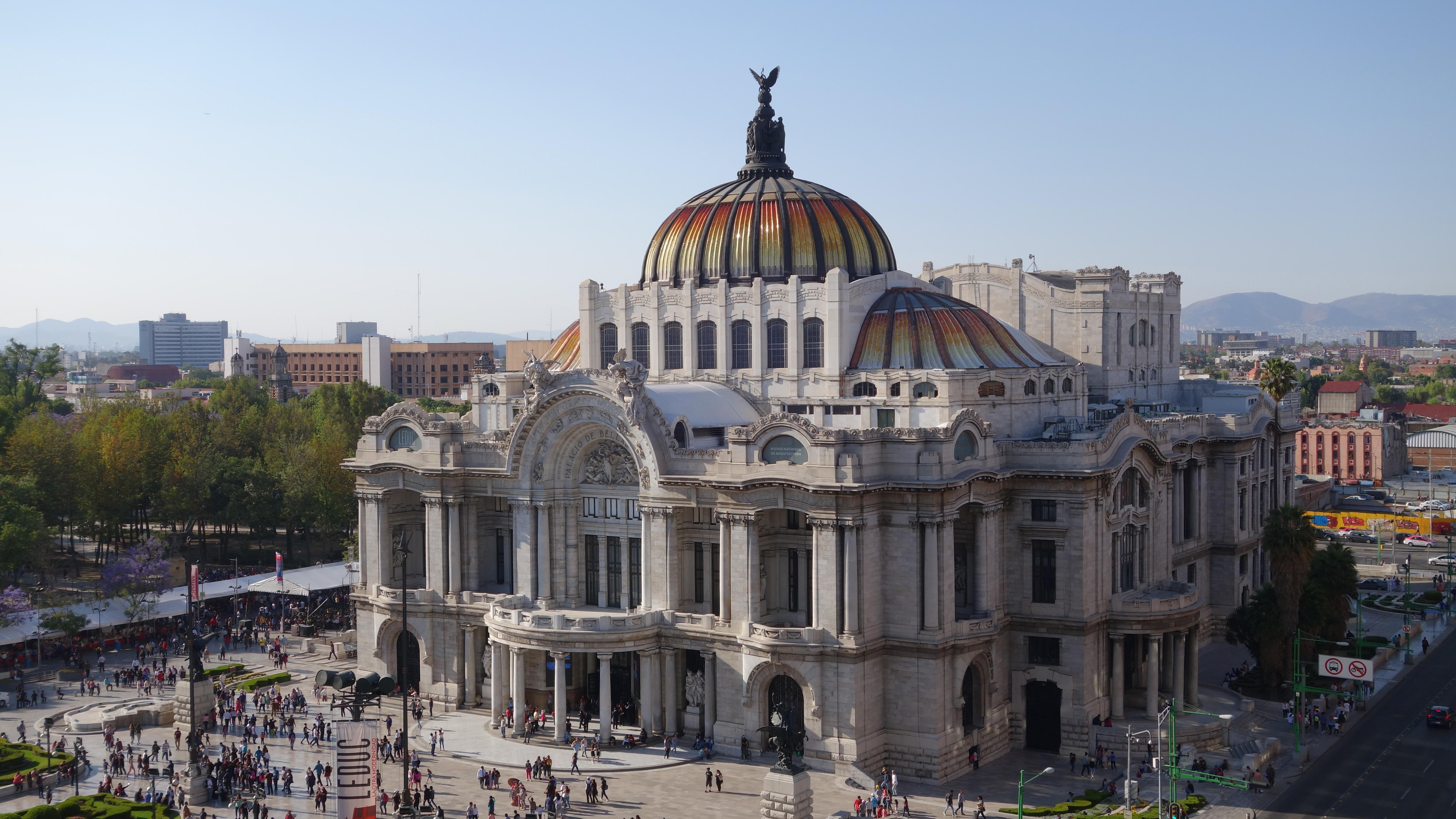 A Tour Of Mexico City In 10 Famous Buildings