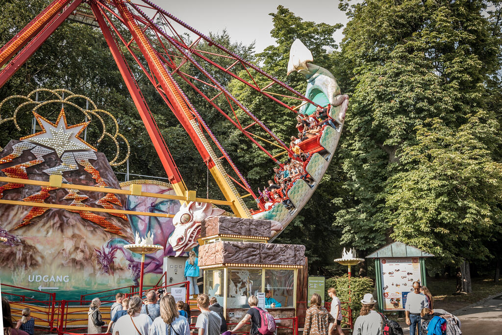 The Oldest Amusement Park In The World