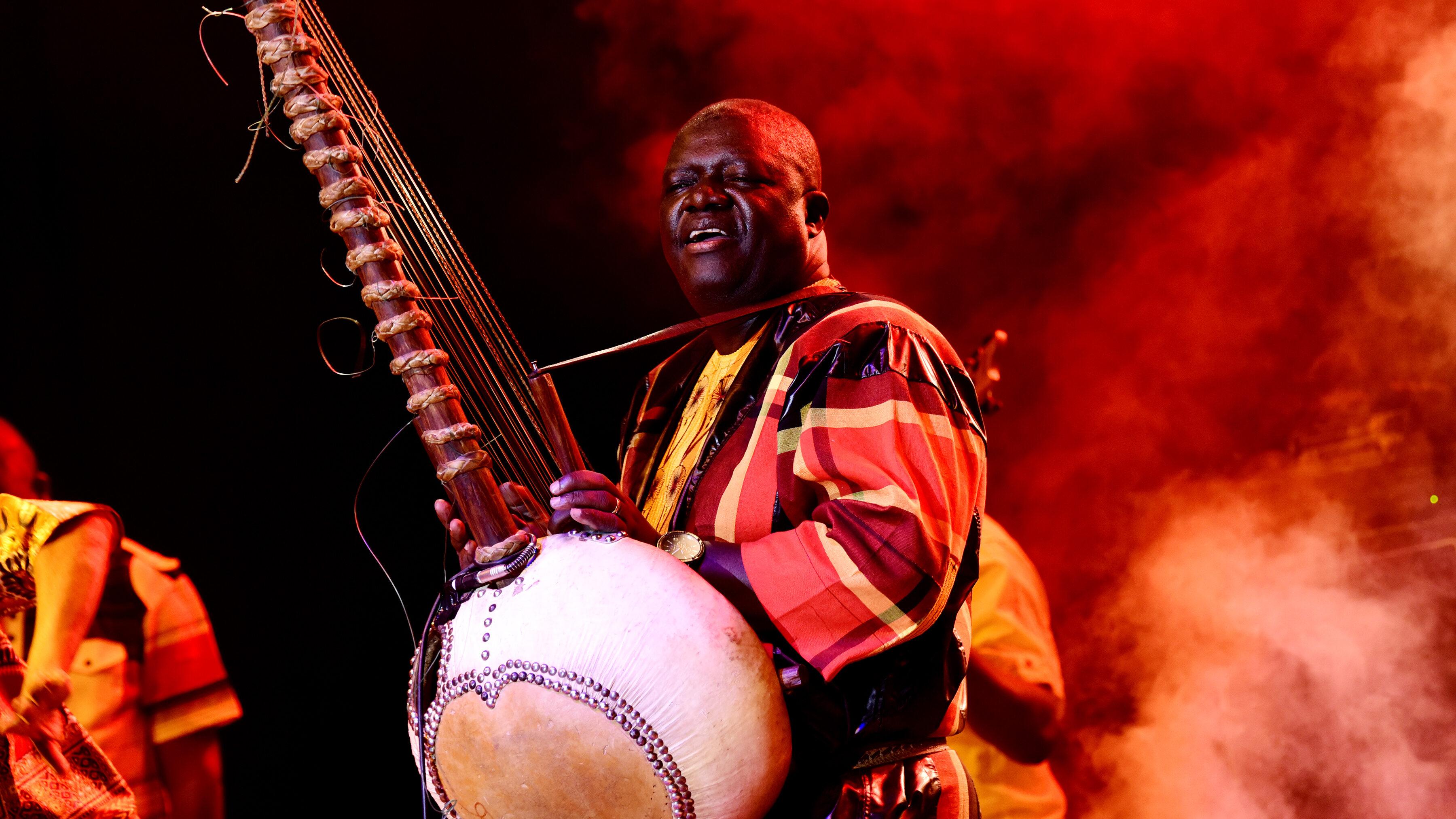 St Louis Jazz Festival Senegal