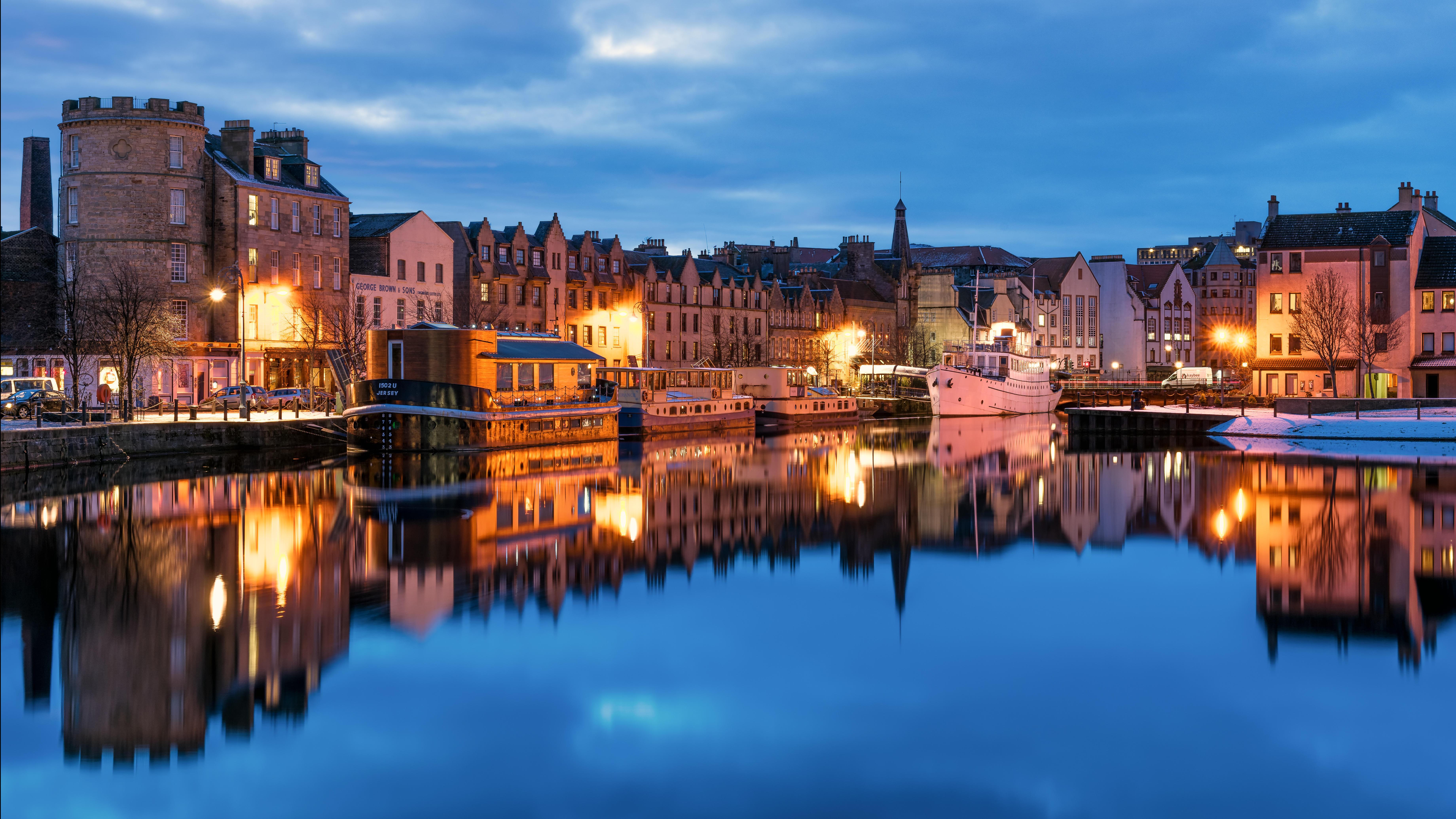 The Shore, Leith, Edinburgh, Scotland, United Kingdom, Europe