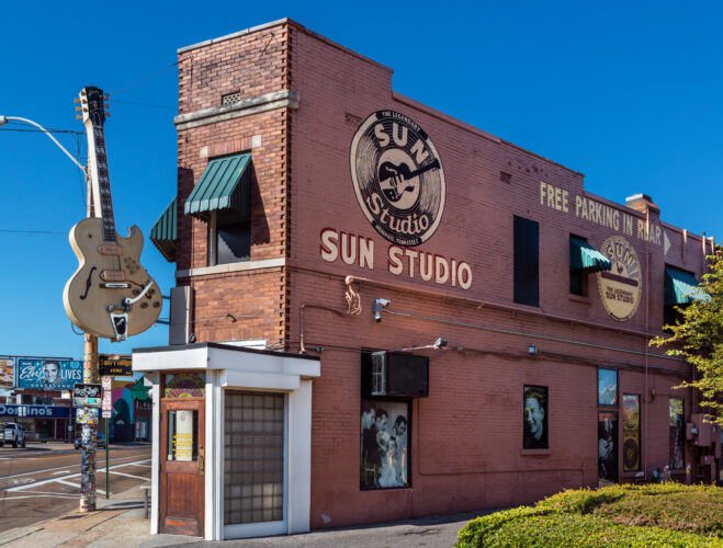 Sun Studio, Memphis,Tennessee, USA