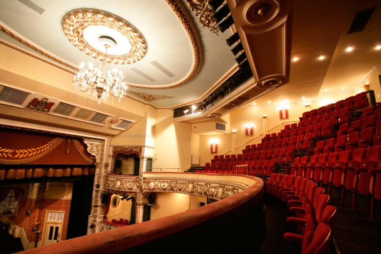 Swansea Grand Theatre, Wales