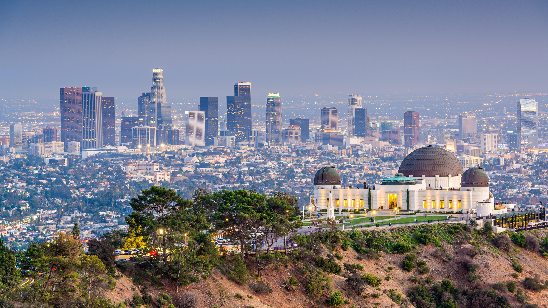 California Attractions