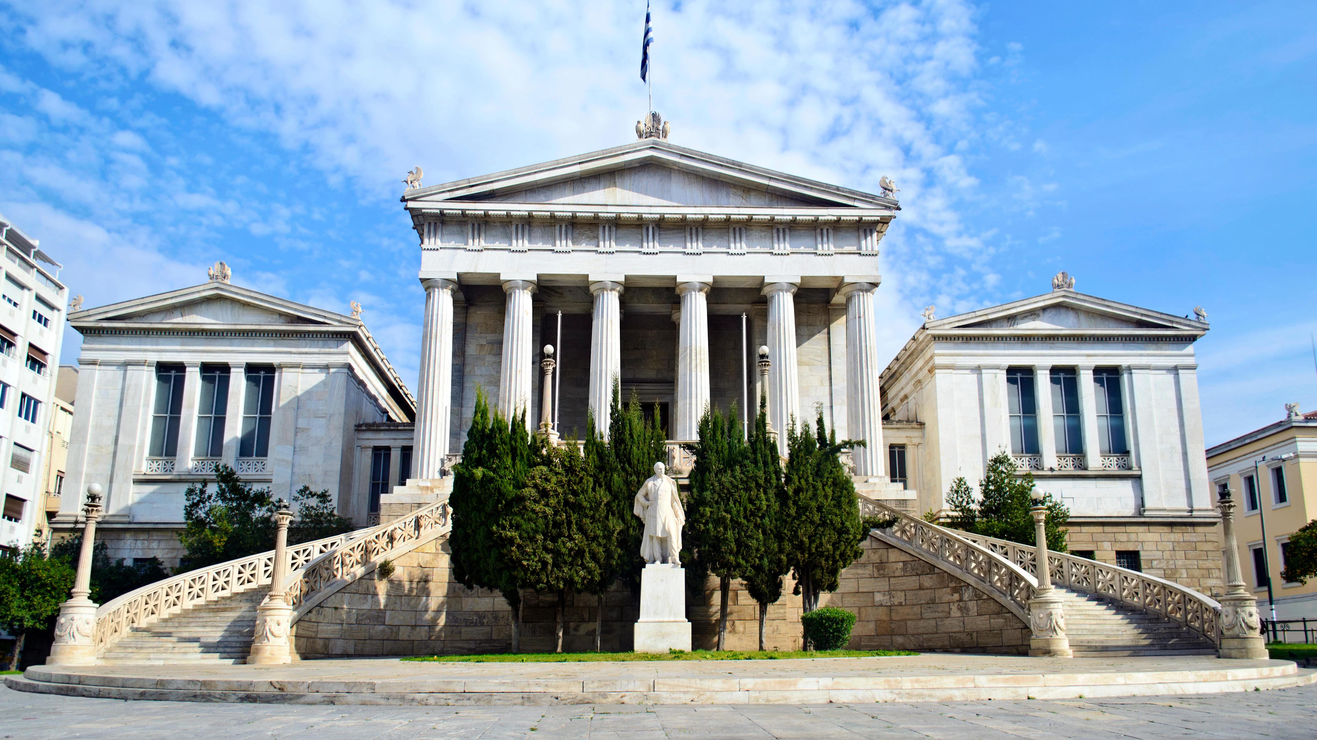 Literary Landmarks to Visit in Athens, Greece