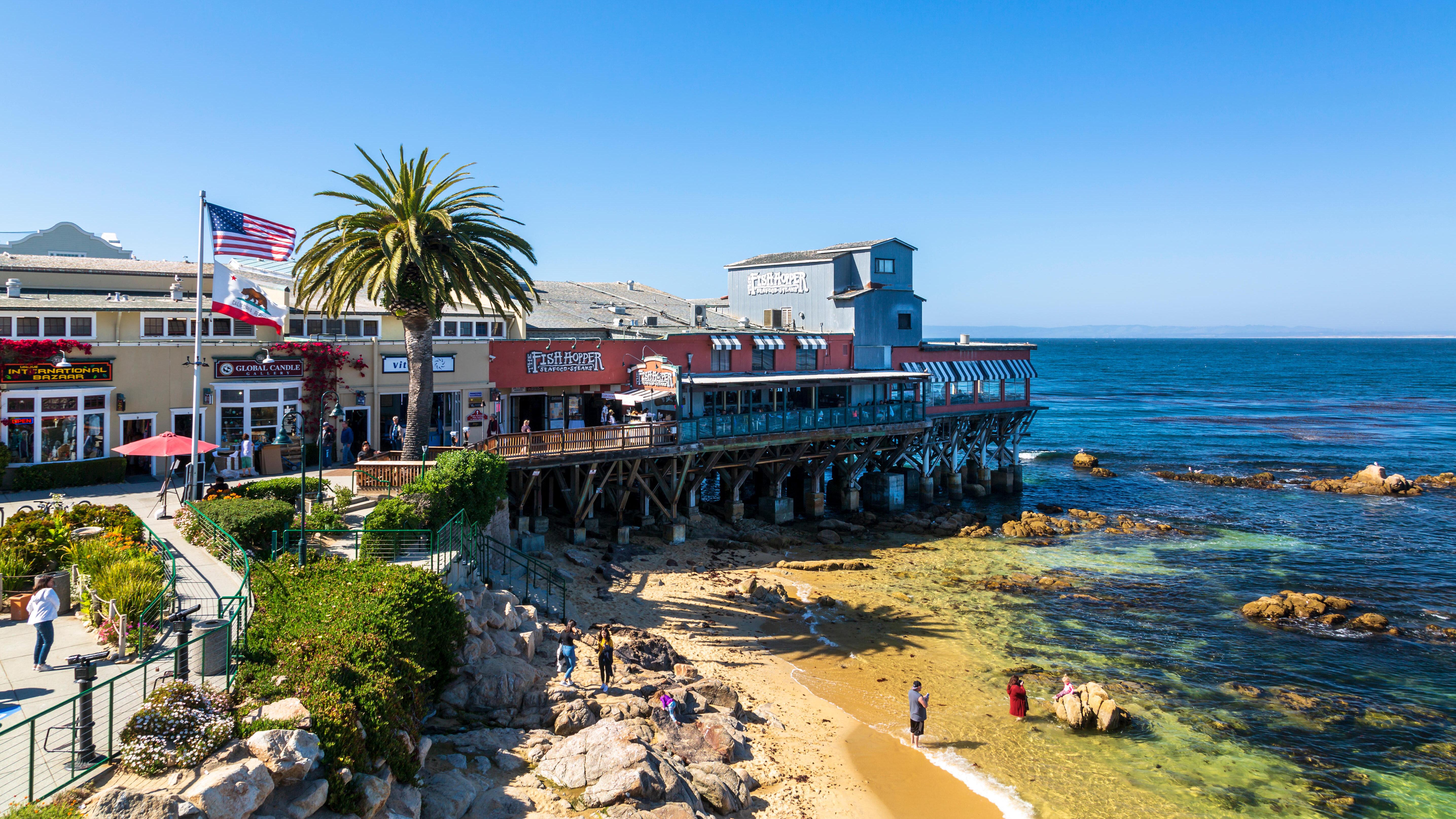 The Best Restaurants In Monterey California