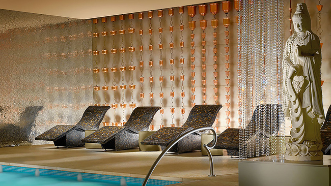 The Best Spa Hotels In Las Vegas